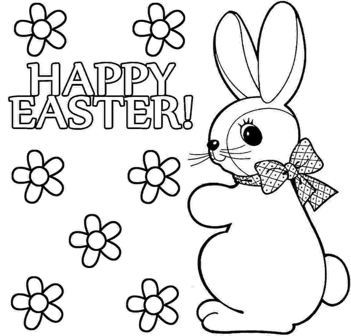 colouring easter bunny easter bunny coloring pages to print to download and print easter bunny colouring