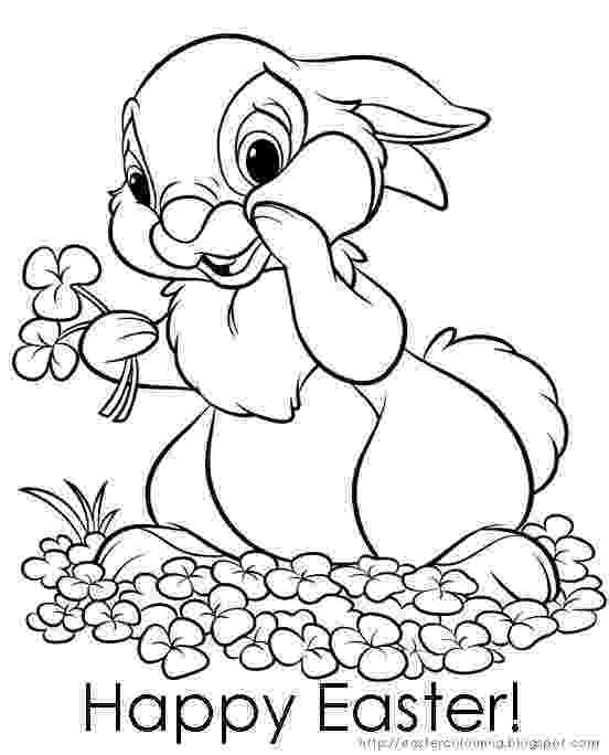 colouring easter bunny free easter colouring pages the organised housewife bunny easter colouring