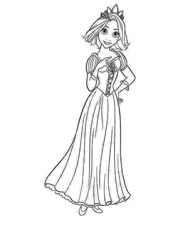 colouring ideas for short hair 170 free tangled coloring pages march 2018 rapunzel for colouring short hair ideas