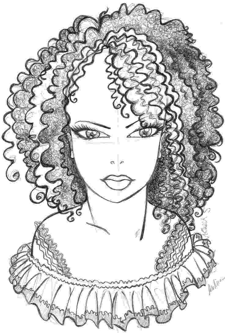 colouring ideas for short hair coloring pages of little girls face and hair www short colouring ideas for hair