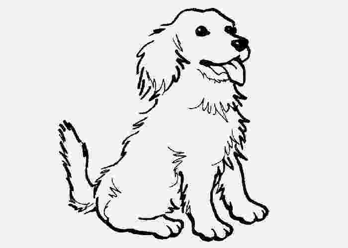 colouring page of dog free printable dog coloring pages for kids dog page colouring of