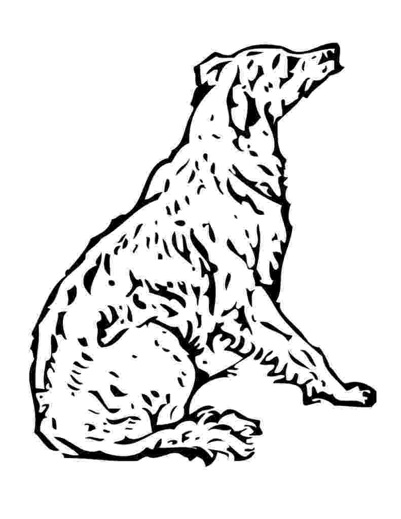 colouring page of dog free printable dog coloring pages for kids page of colouring dog