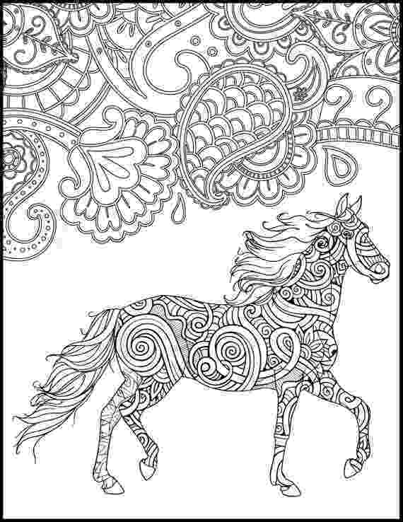 colouring pages adults horse coloring page for adults horse adult coloring page colouring adults pages
