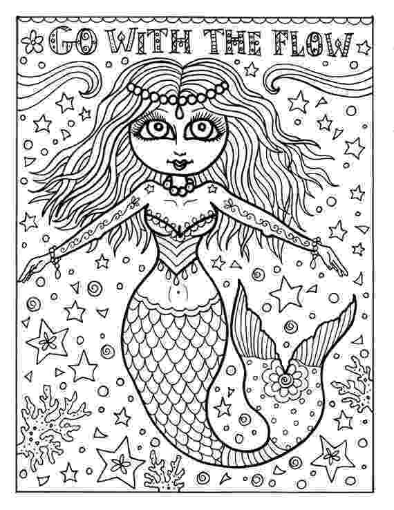 colouring pages adults instant download coloring page mermaid adult coloring page adults pages colouring