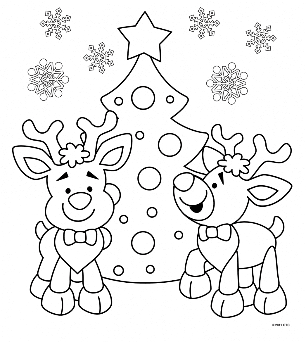 colouring pages christmas reindeer reindeer coloring pages to download and print for free christmas reindeer pages colouring
