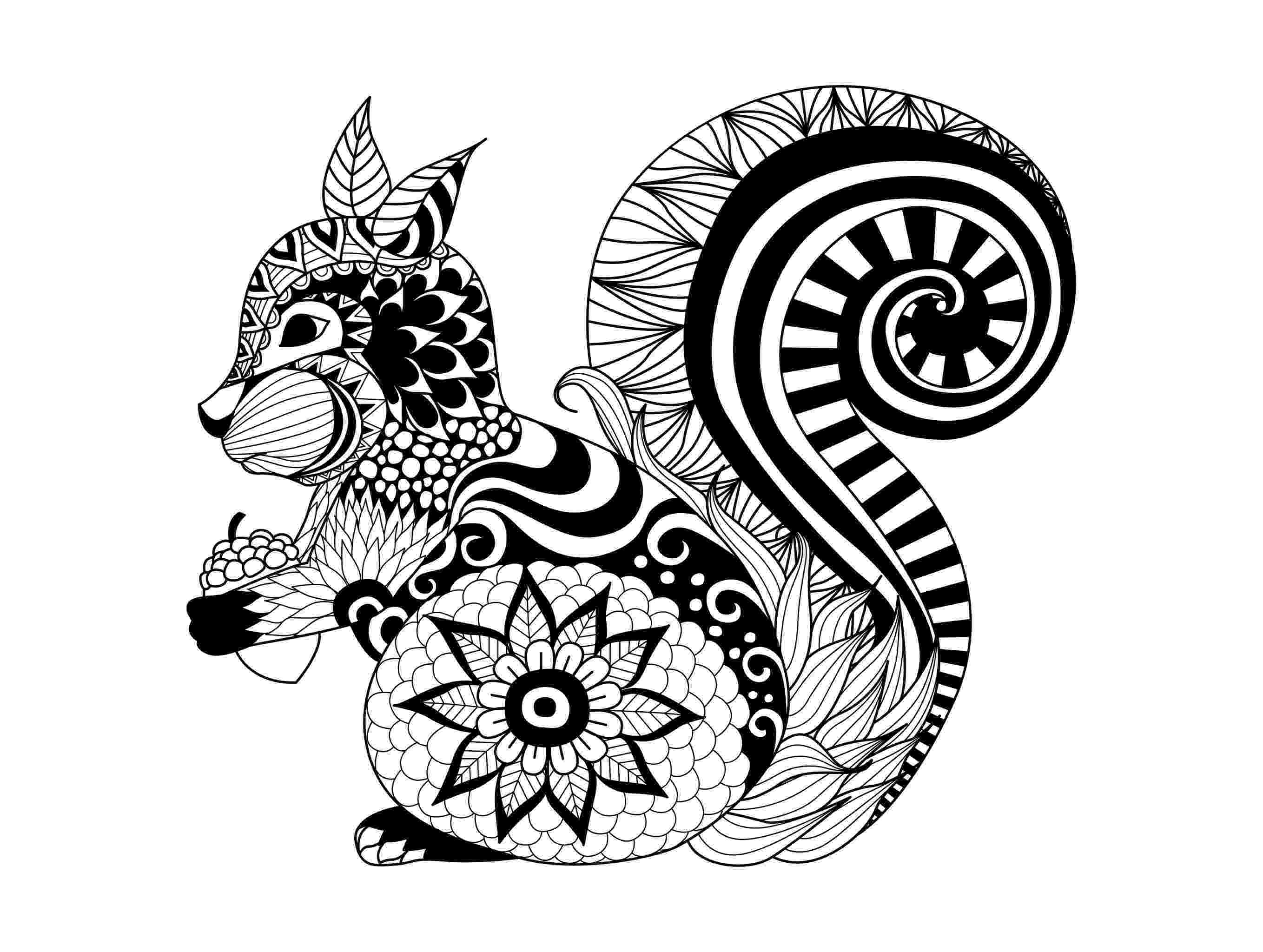 colouring pages for adults animals printable coloring page adult coloring page animal pages animals colouring for adults