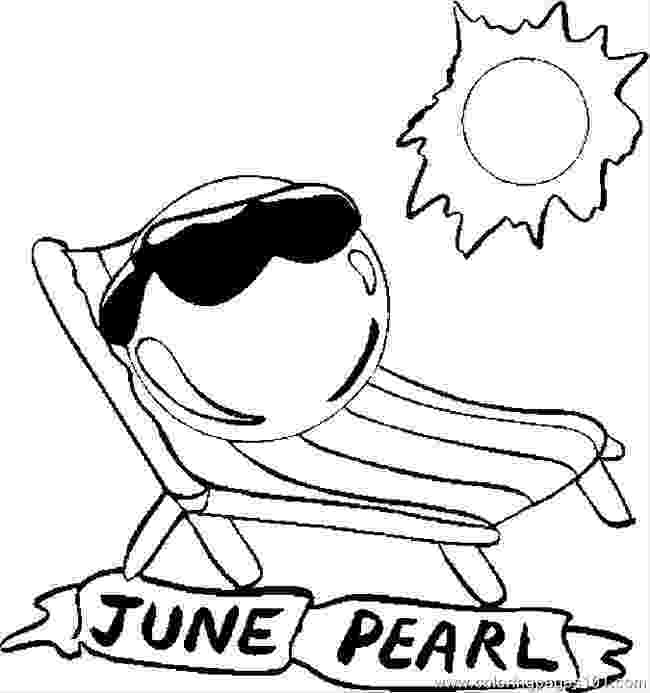 colouring pages for june 06 june pearl coloring page free flowers coloring pages june for pages colouring