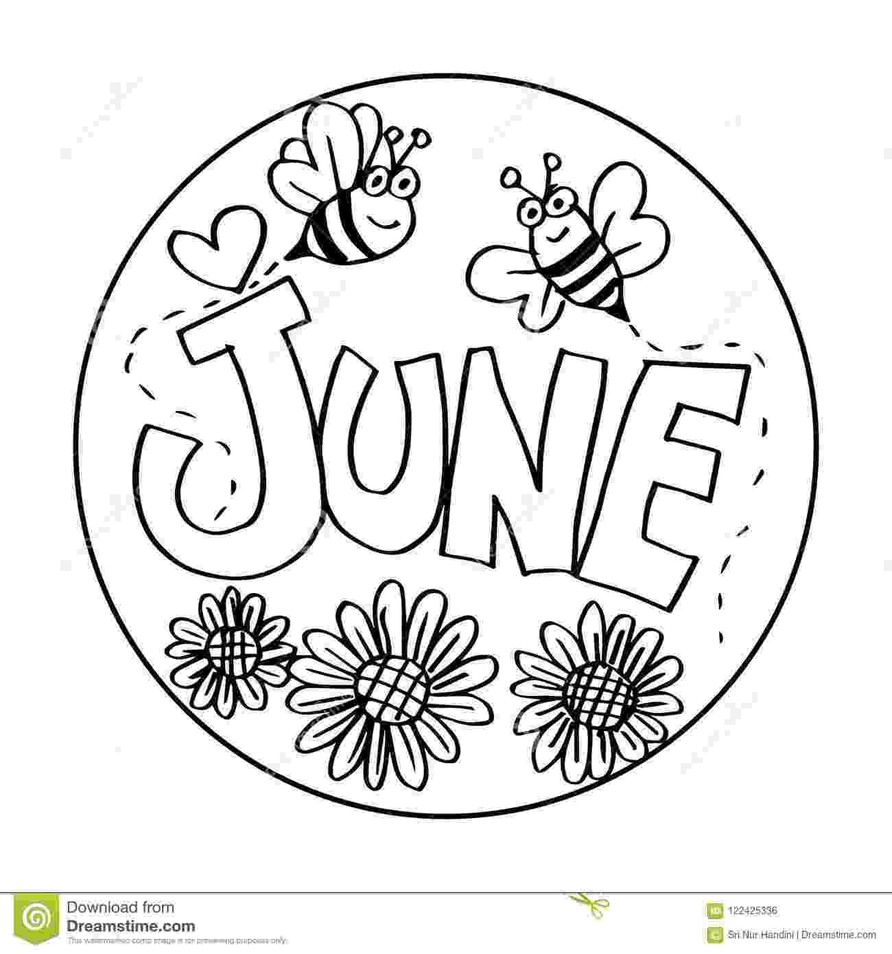 colouring pages for june free printable coloring pages june coloring home pages for june colouring
