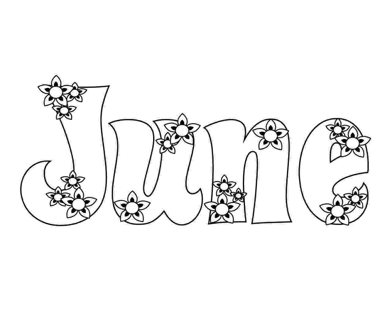 colouring pages for june free printable june coloring pages coloring pages for colouring for pages june