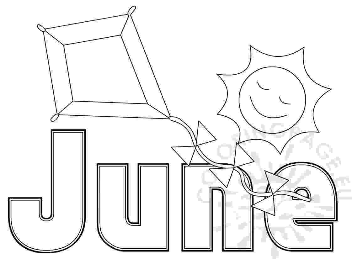 colouring pages for june june coloring pages best coloring pages for kids colouring pages june for