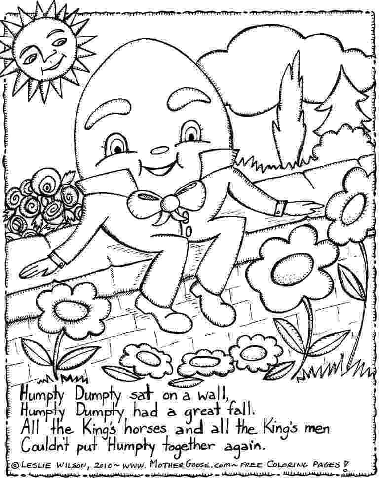 colouring pages for nursery rhymes ride a cock horse to banbury coloring page rhymes for pages nursery colouring