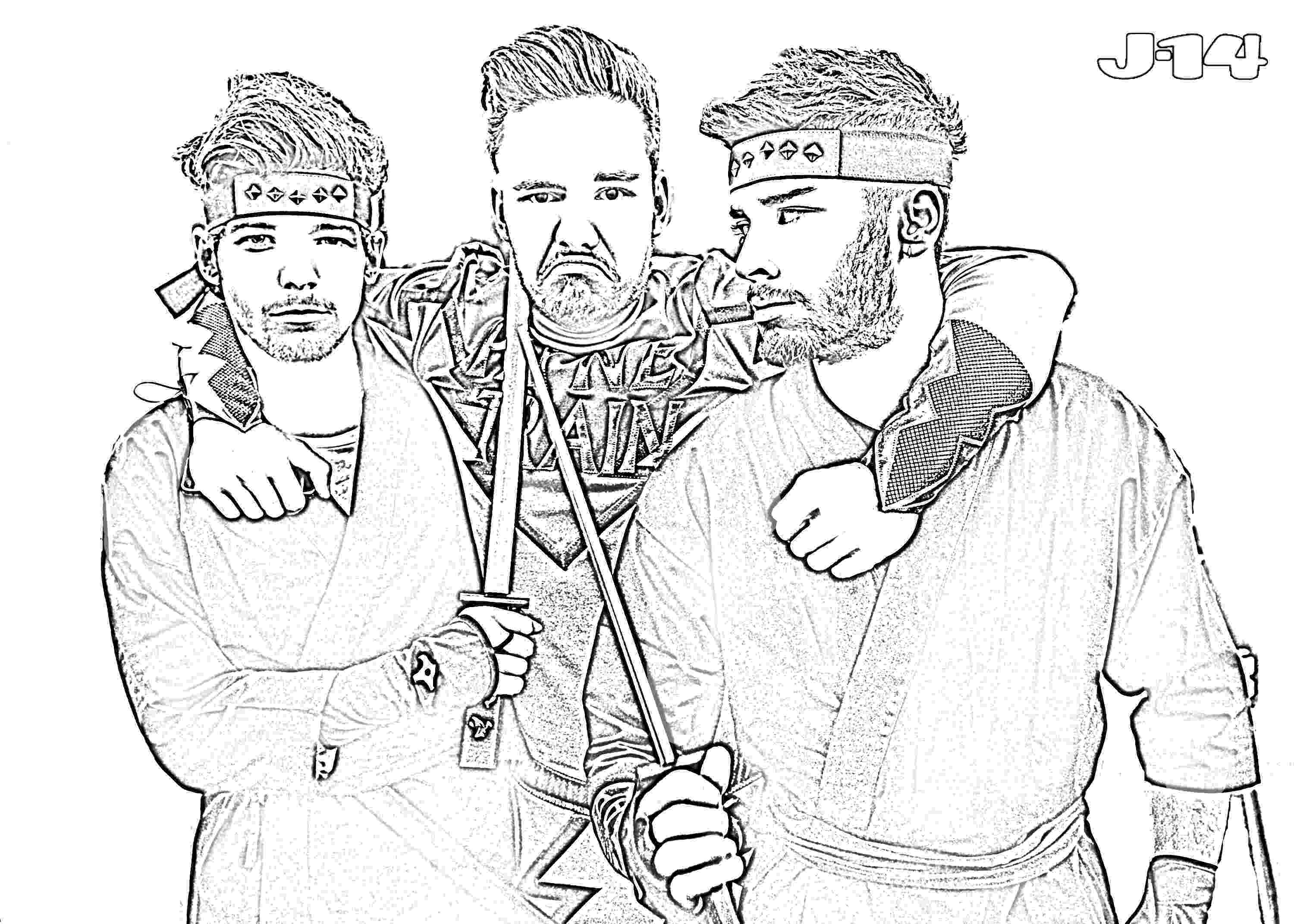 colouring pages for one direction 為孩子們的著色頁 one direction coloring pages printable pages direction for colouring one pages