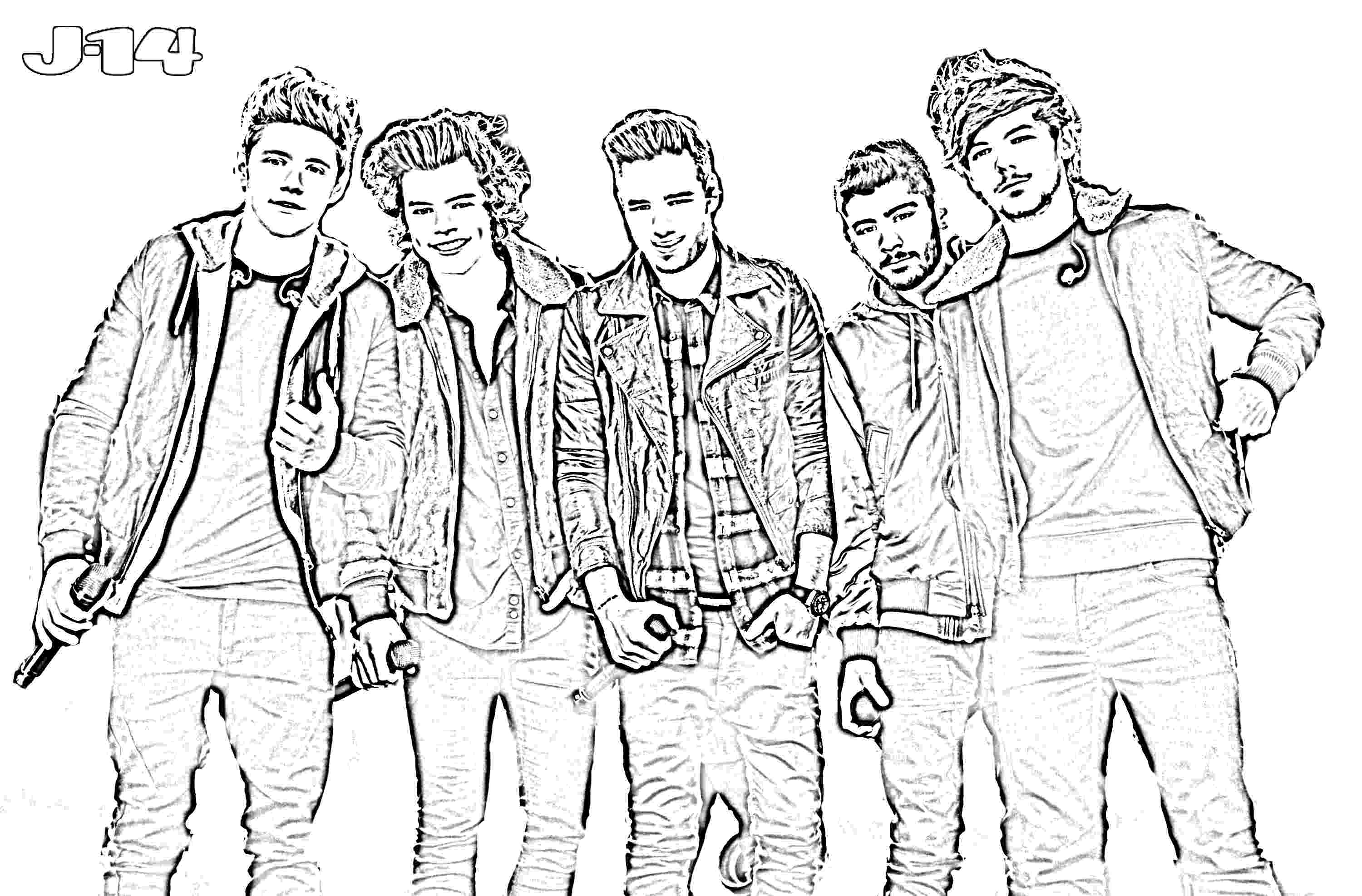 colouring pages for one direction 1d coloring pages one direction coloring pages coloring colouring direction for one pages