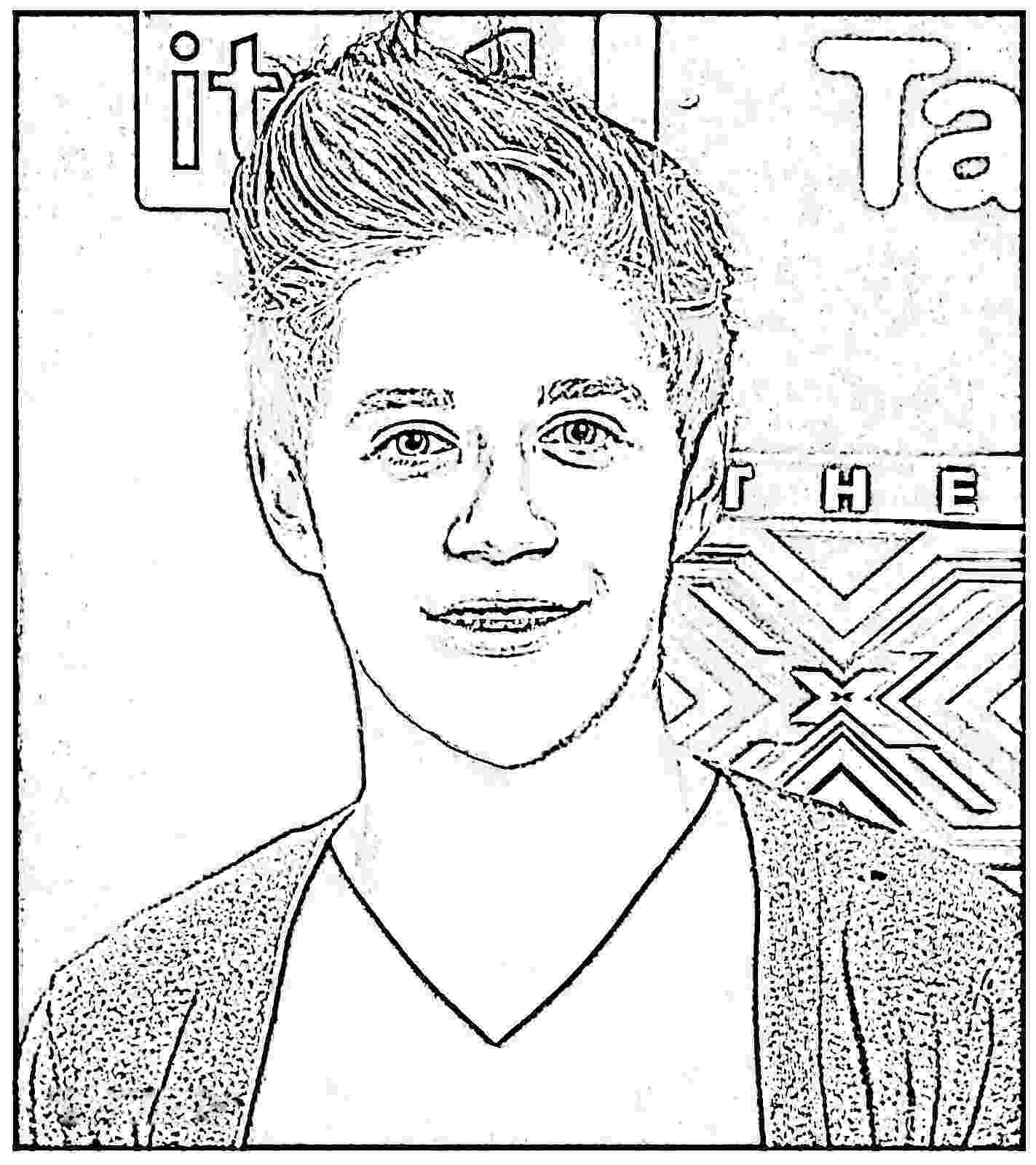 colouring pages for one direction one direction free to color for kids one direction kids one pages direction for colouring