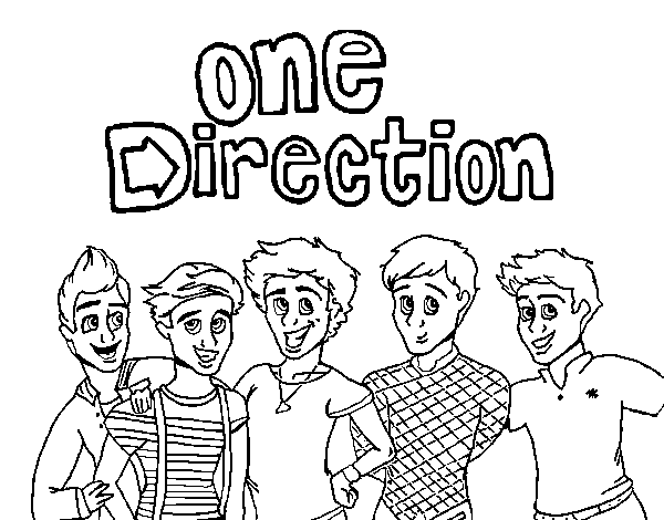 colouring pages for one direction one direction printable coloring pages coloring home one for pages colouring direction