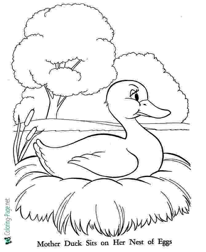 colouring pages for the ugly duckling funny english ugly for the colouring pages duckling