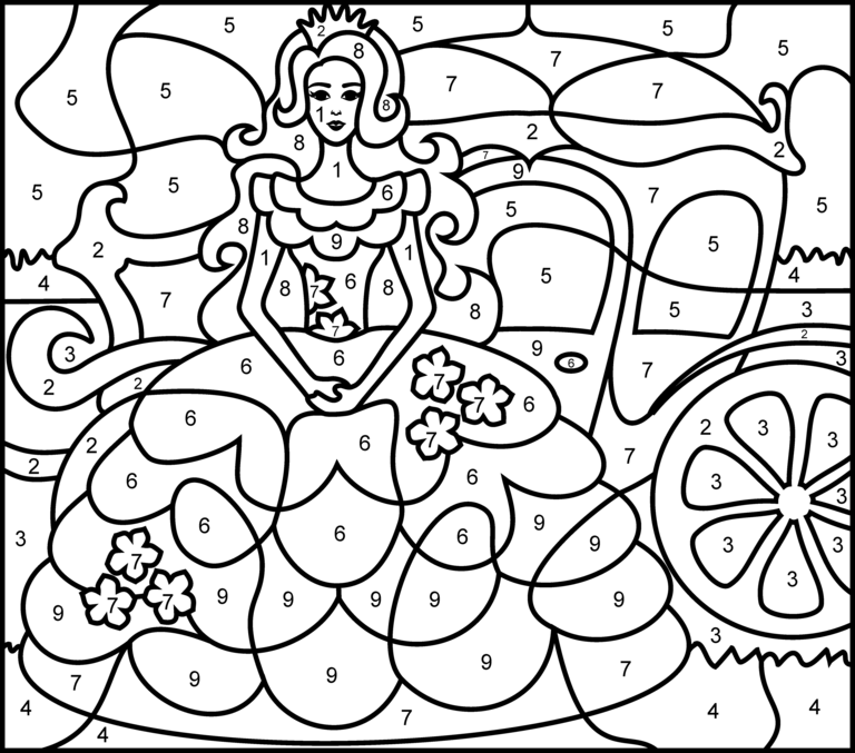 colouring pages free online games princesse printable color by number page hard fonts pages free online colouring games
