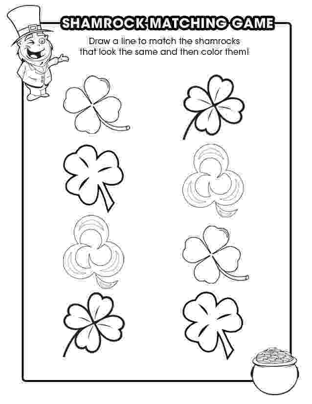 colouring pages free online games shamrock matching game free printable coloring pages online colouring games free pages