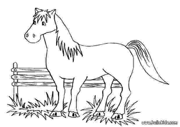 colouring pages horses horse coloring pages preschool and kindergarten pages colouring horses