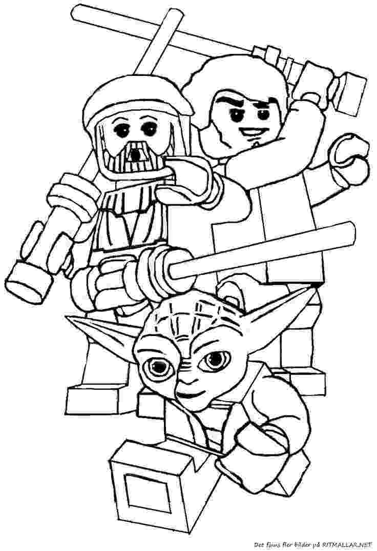 colouring pages lego star wars 41 best images about lego coloring pages on pinterest colouring star wars lego pages