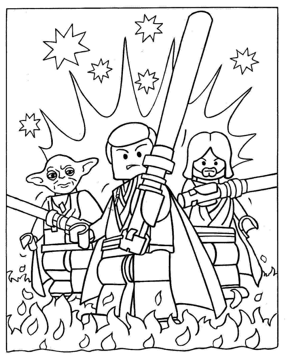 colouring pages lego star wars star wars coloring pages getcoloringpagescom star colouring wars pages lego