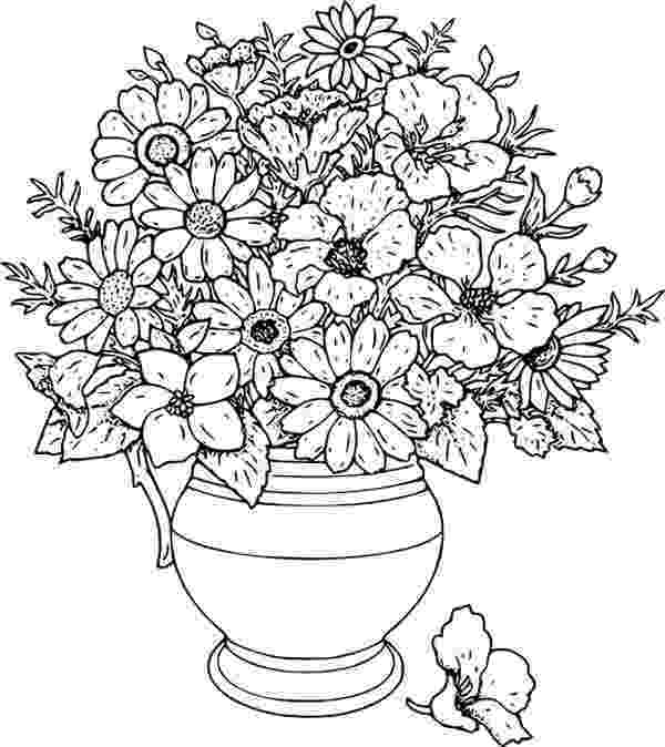 colouring pages of beautiful flowers beautiful flowers detailed floral designs coloring book beautiful flowers colouring pages of