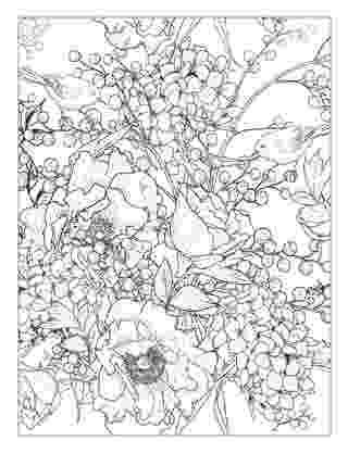 colouring pages of beautiful flowers vintage flower coloring pages on behance flowers of colouring beautiful pages