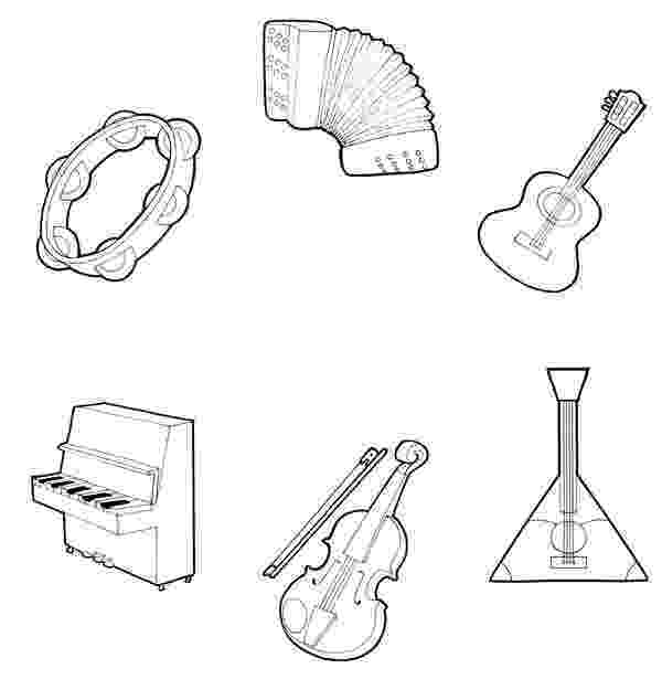 colouring pages of musical instruments kids n funcom 62 coloring pages of musical instruments instruments of pages musical colouring