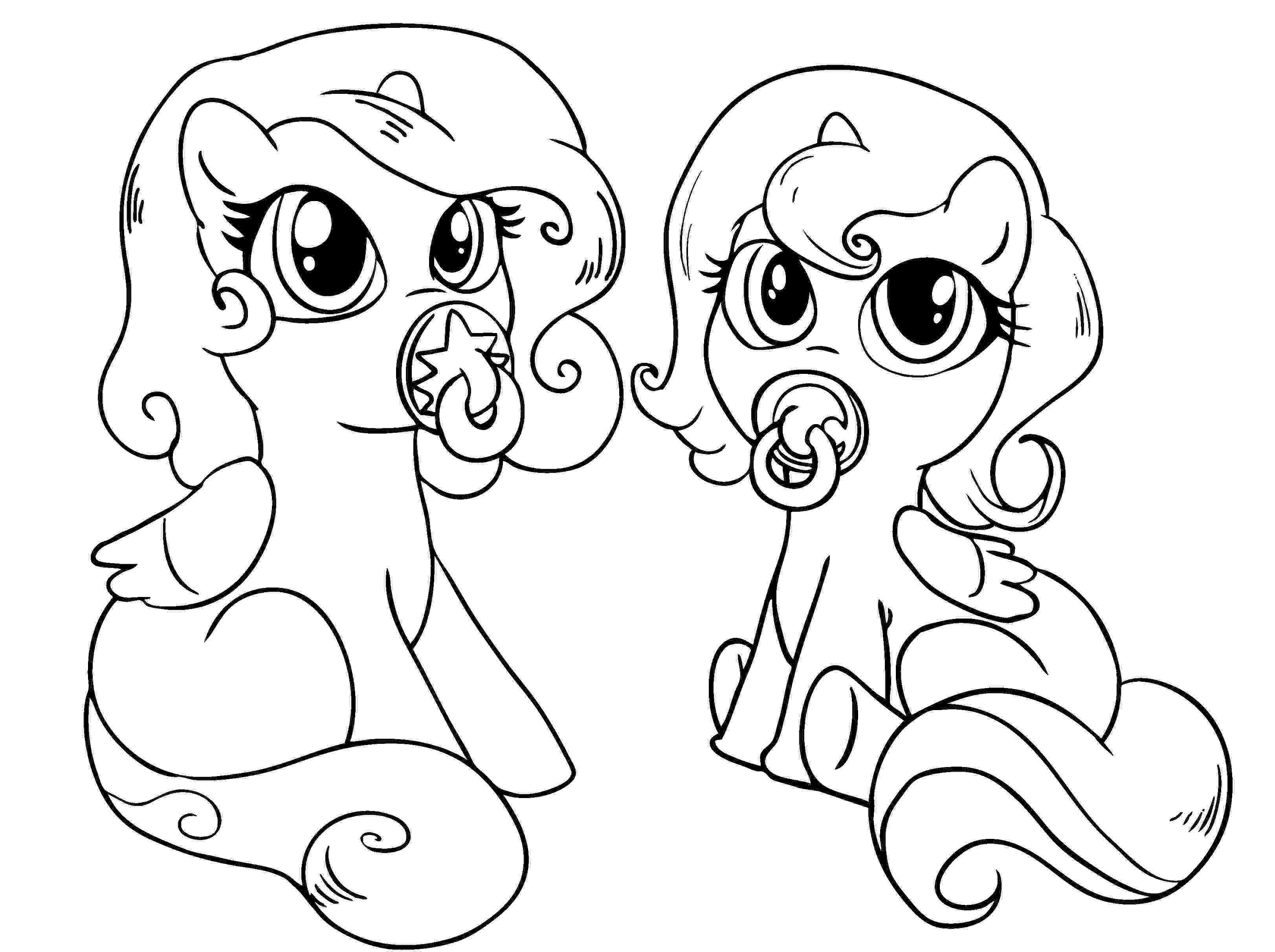 colouring pages pony free printable my little pony coloring pages for kids pony colouring pages 1 2