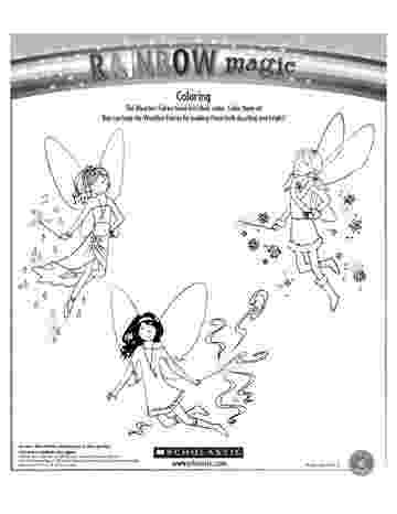 colouring pages rainbow fairies coloring printable sheets at scholasticcom magic school rainbow fairies pages colouring
