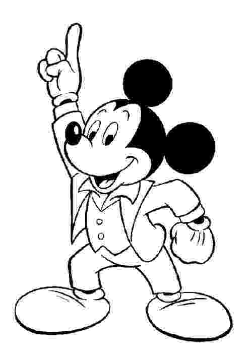 colouring picture of mickey mouse free mickey mouse coloring pages for kids gtgt disney colouring of picture mouse mickey
