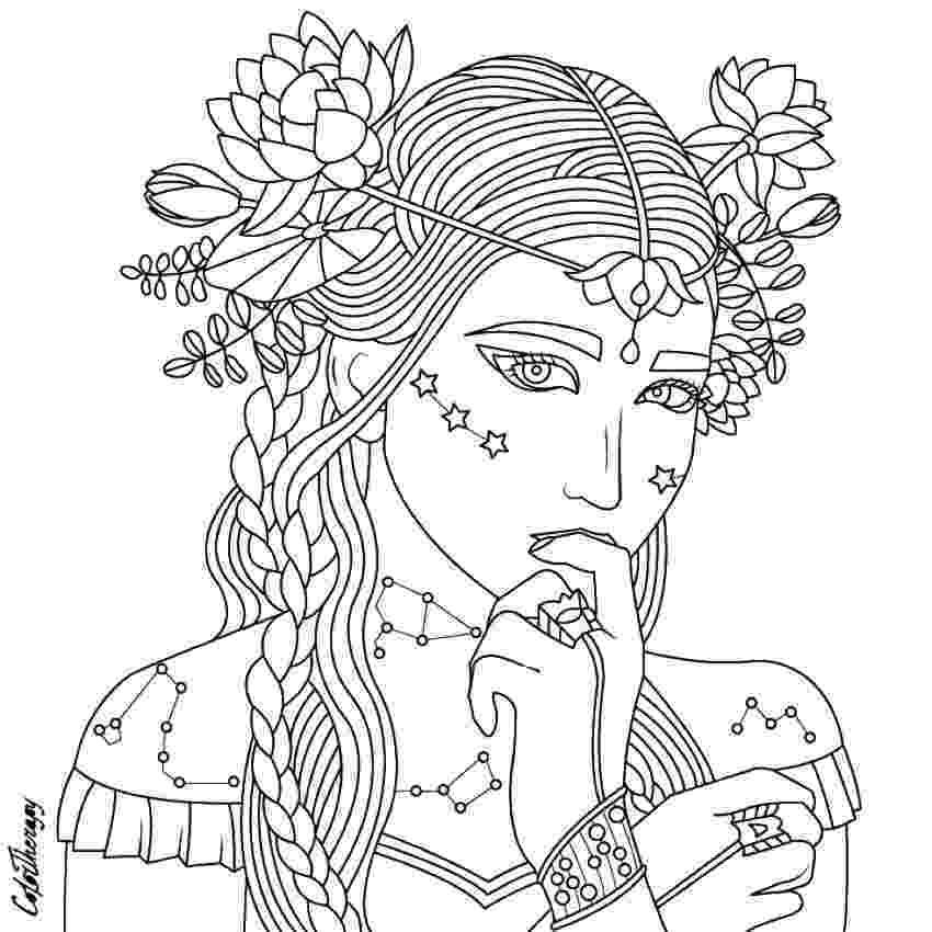 colouring pictures of people coloring page fashion gal cute coloring pages colouring of pictures people