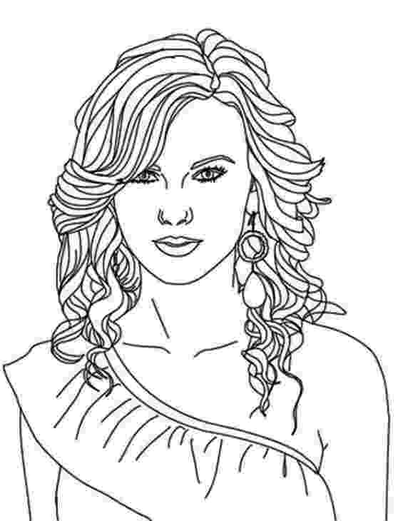 colouring pictures of people keira knightley coloring page more famous people coloring pictures of people colouring