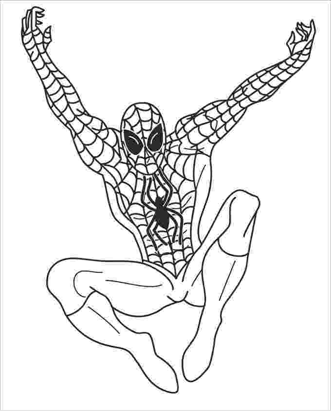 colouring templates spiderman 30 spiderman colouring pages printable colouring pages templates spiderman colouring