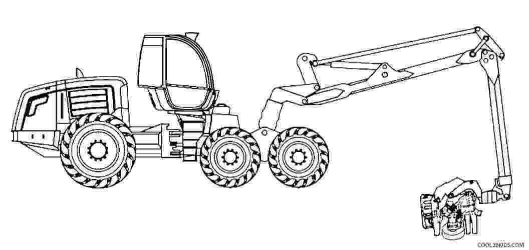 combine harvester colouring pages printable john deere coloring pages for kids cool2bkids pages colouring combine harvester