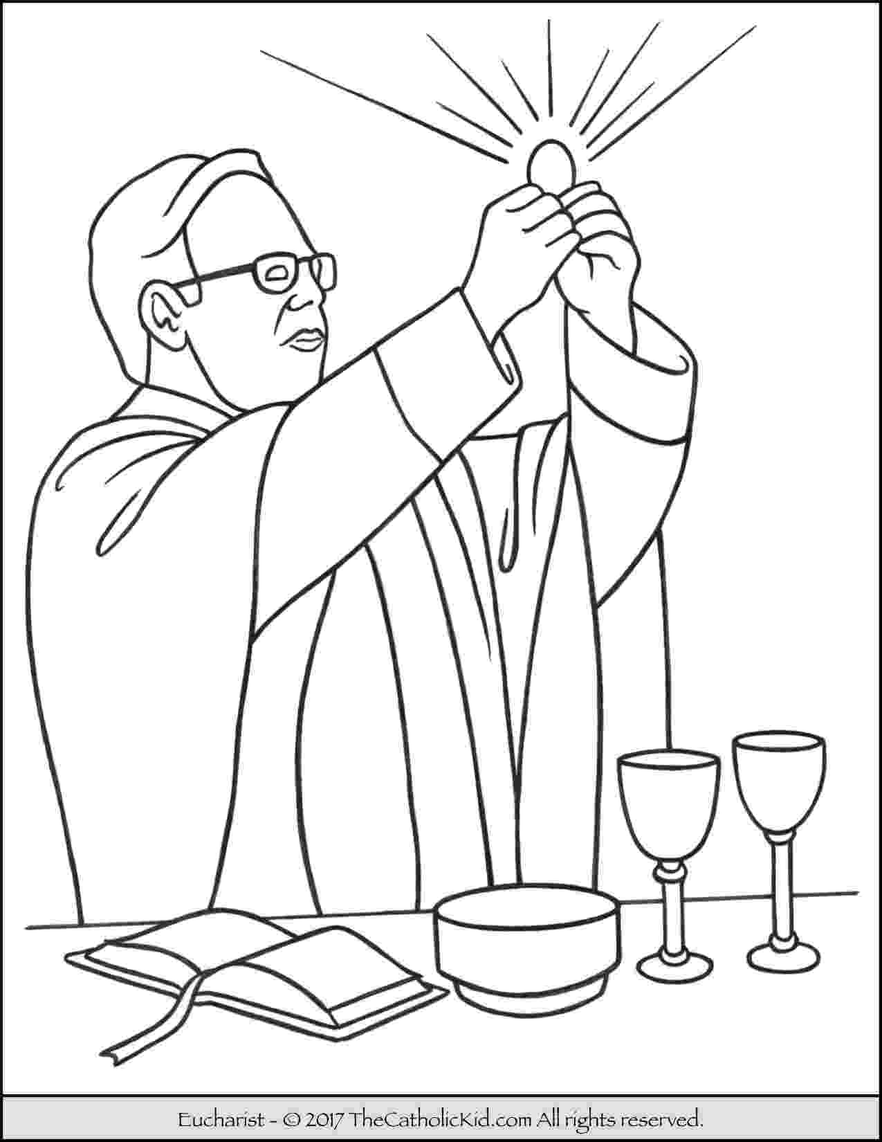 communion coloring pages 36 best images about 1st communion on pinterest catholic communion pages coloring