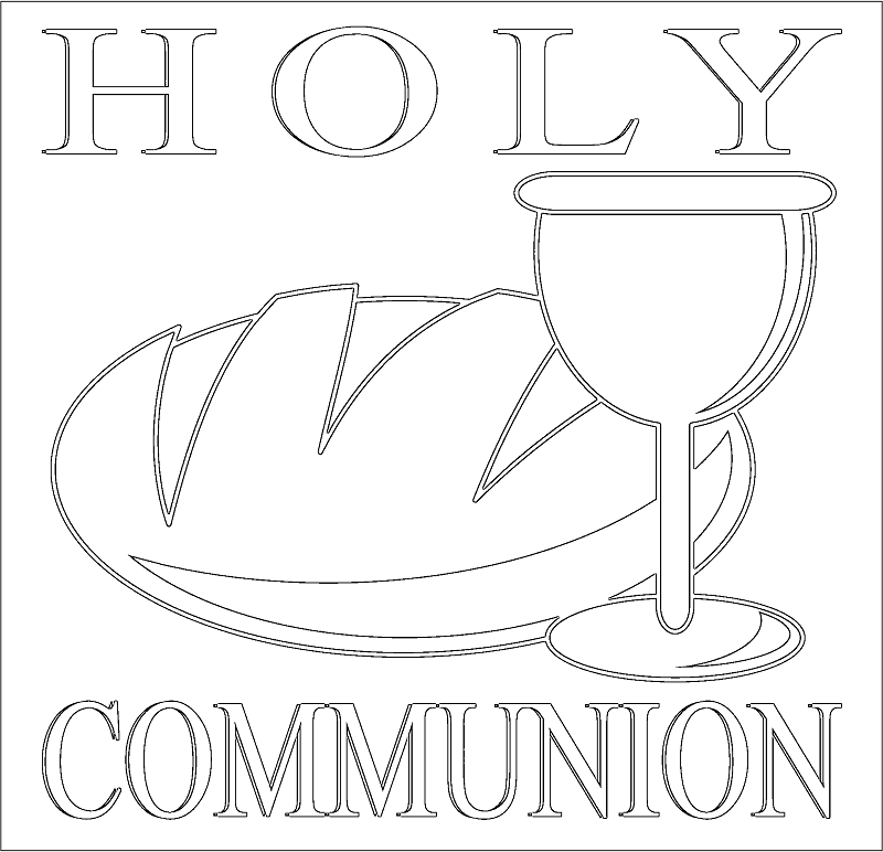 communion coloring pages first communion girl coloring page thecatholickidcom communion coloring pages