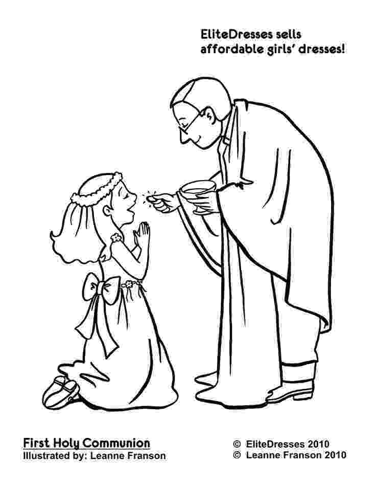 communion coloring pages priest coloring page at the altar of god coloring pages communion