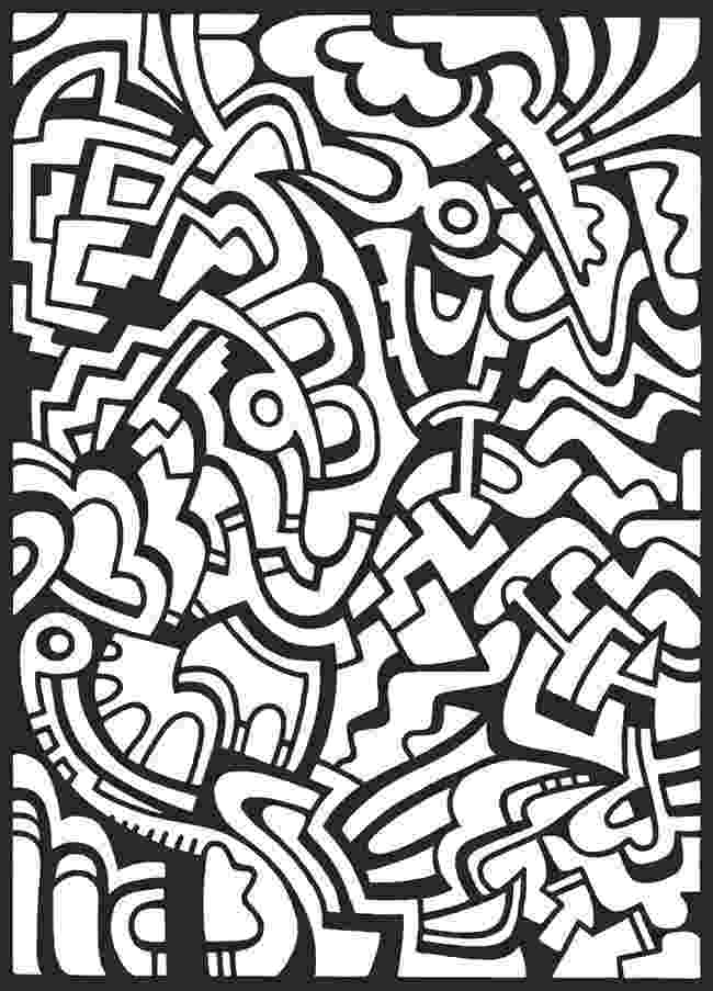 cool abstract coloring pages 10 cool coloring pages free premium templates abstract coloring pages cool