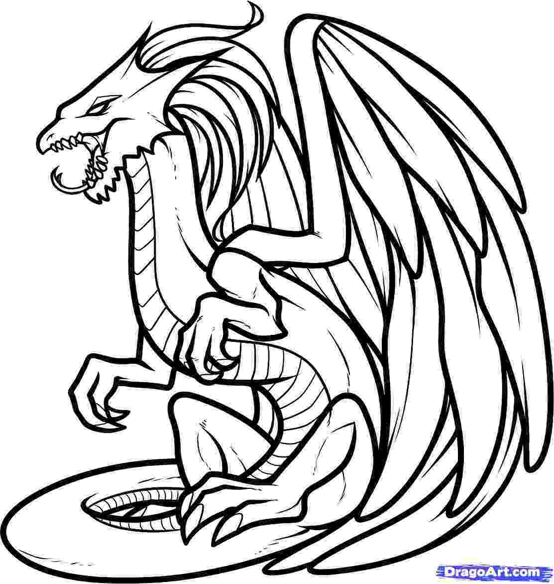 cool dragon pictures to color awesome dragon coloring pages at getcoloringscom free color pictures dragon to cool