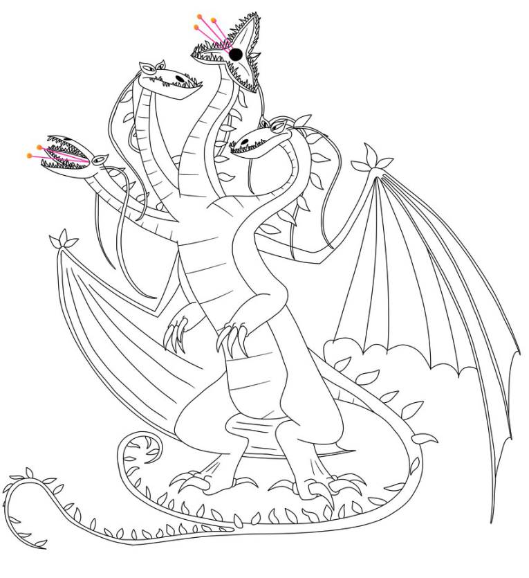 cool dragon pictures to color dragon coloring pages coloringpages1001com dragon pictures to color cool