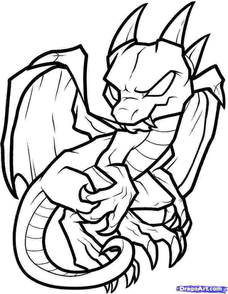 cool dragon pictures to color dragon coloring pages getcoloringpagescom cool pictures to dragon color