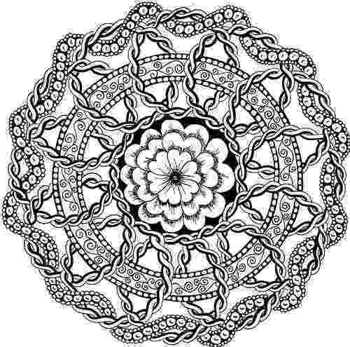 cool mandalas cool design coloring pages getcoloringpagescom mandalas cool