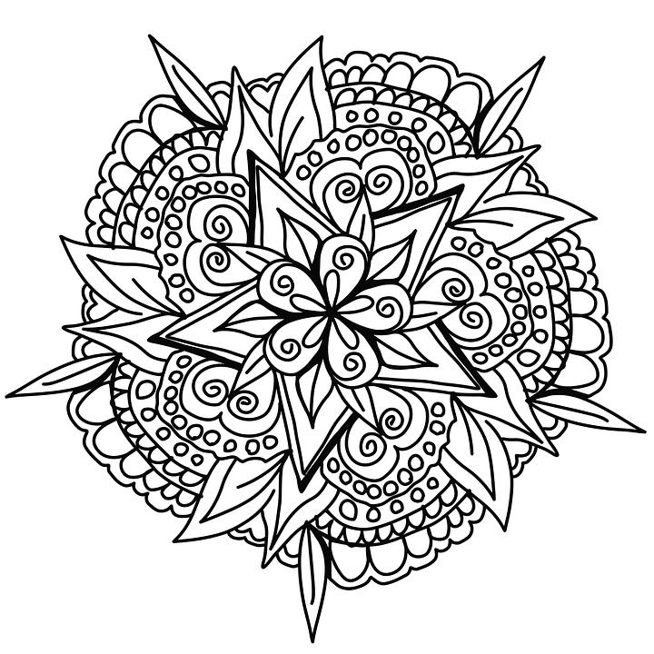 cool mandalas really cool really intricate black white quotzentangle mandalas cool