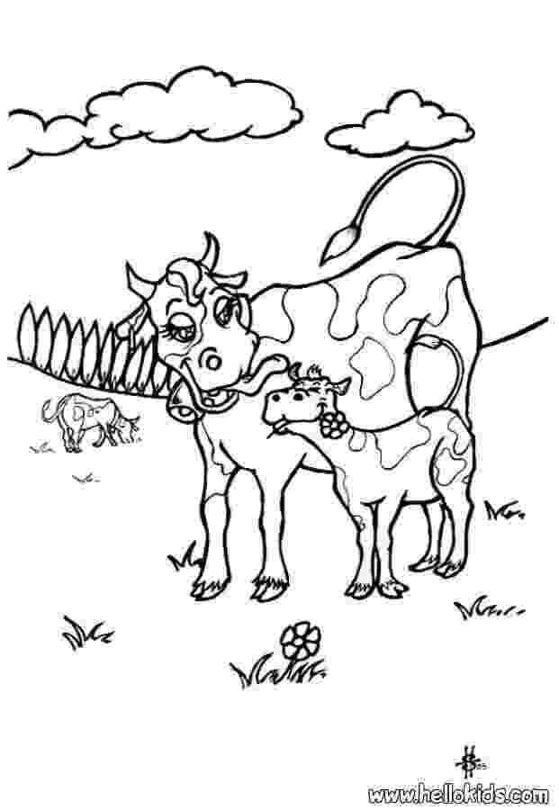 cow colouring sheet cow coloring pages coloring pages to print colouring cow sheet