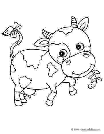 cow colouring sheet cute cow coloring pages hellokidscom sheet cow colouring