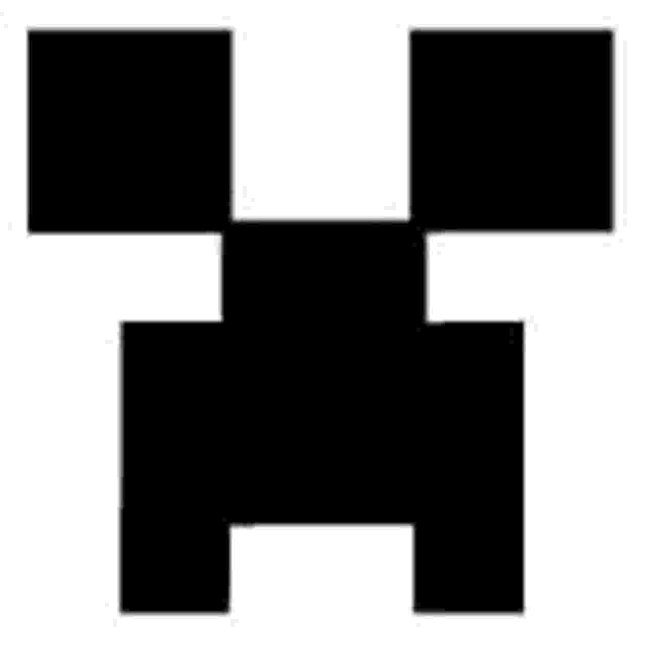 creeper face pin by kristen mcdonald on andy39s party minecraft face creeper