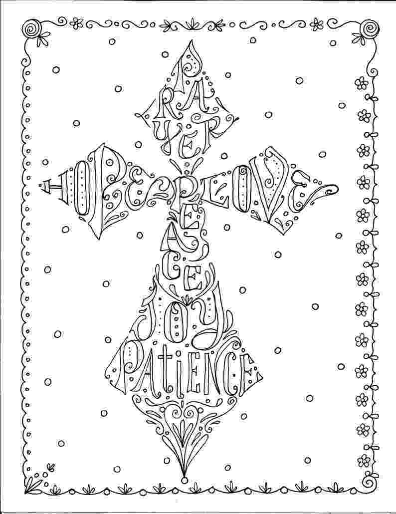 cross coloring page a place were artists can be inspired celtic inspirations page cross coloring
