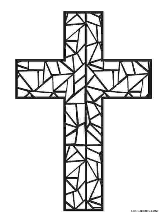 cross coloring page free printable cross coloring pages cross page coloring