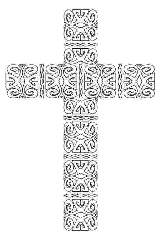 cross coloring page free printable cross coloring pages feltmagnet cross page coloring